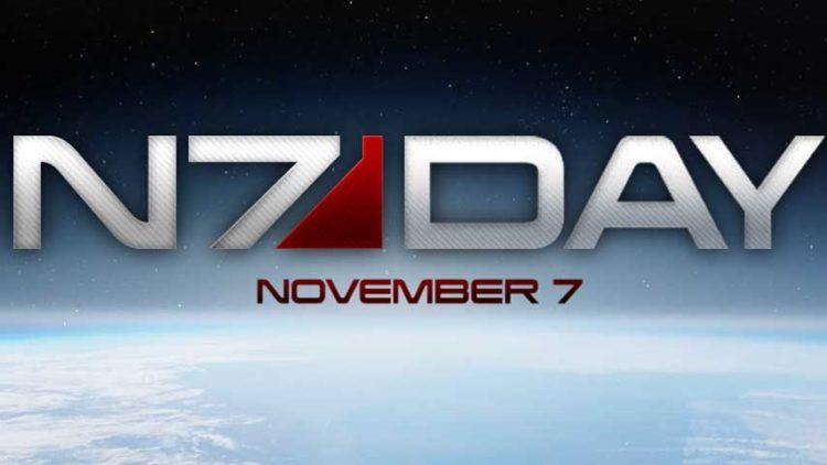 N7 Day delivers Mass Effect: Andromeda teaser