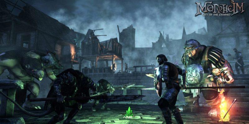 mordheim city of the damned screenshot