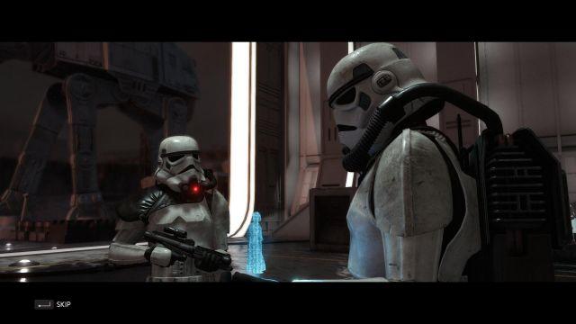 Star Wars Battlefront tiddly vader