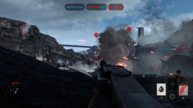 Star Wars Battlefront - walker assault