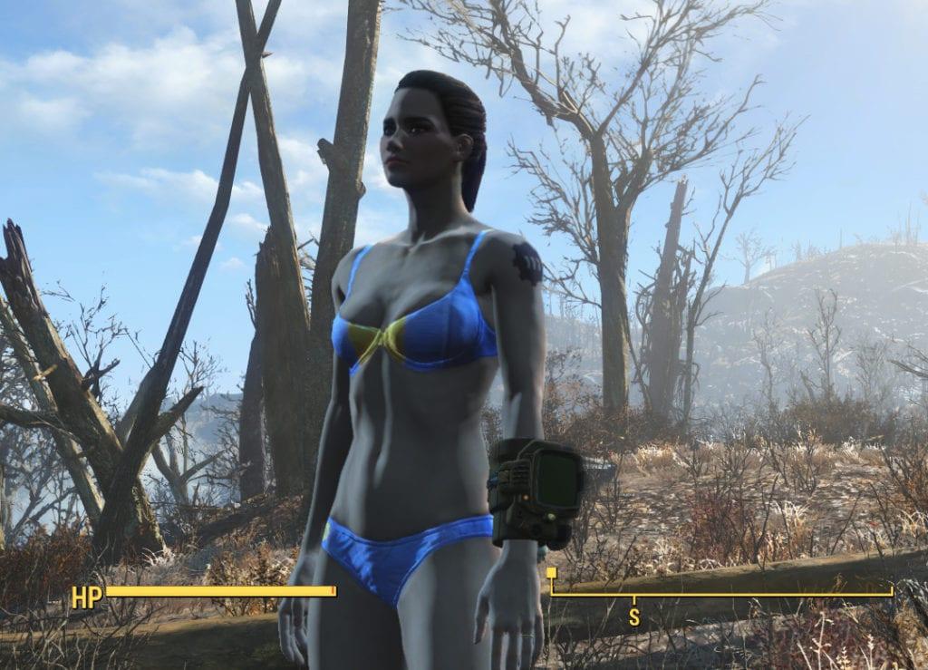 Fallout 3  Полная сборка сексмодов