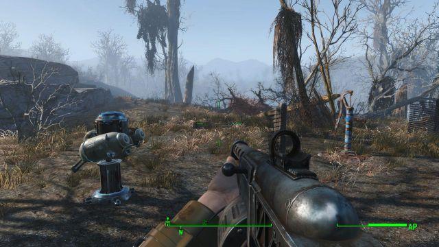 fallout 4 - settlement