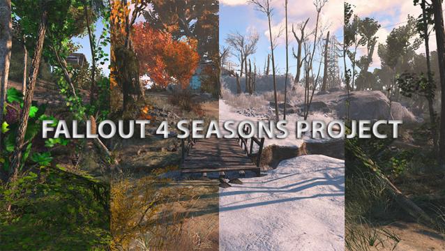 Fallout Seasons Mod