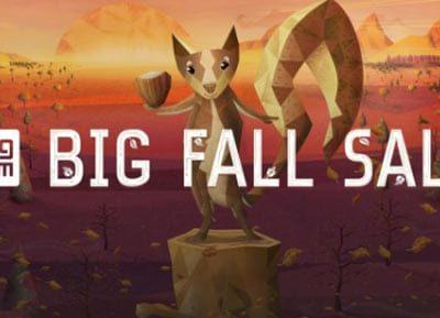 GOG Big Fall Sale