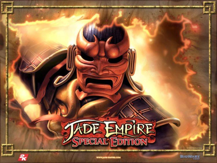 Jade Empire is now Free on Origin