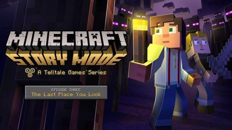 Minecraft: Story Mode's Episode 3 due 24 November