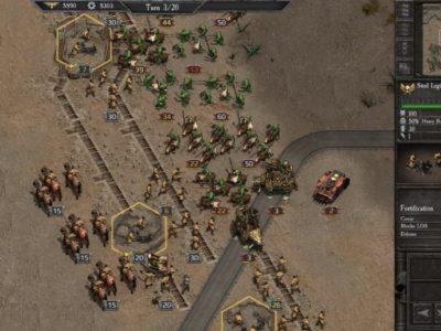warhammer 40,000 : armageddon ork ounters