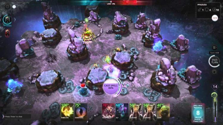 PC Invasion Plays Chaos Reborn