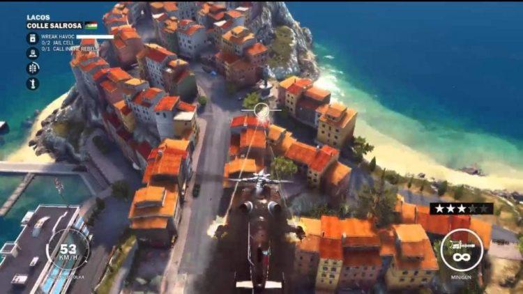 PC Invasion Plays Just Cause 3