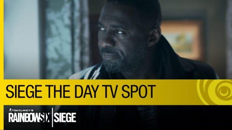 Rainbow Six: Siege TV ad comes with Idris Elba