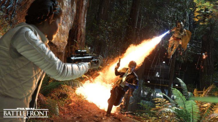 Star Wars: Battlefront Battle of Jakku update releases in two weeks