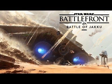 Star Wars: Battlefront trailer teases Battle of Jakku