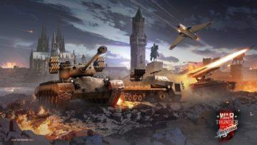 War Thunder Oculus Rift CV1 support added