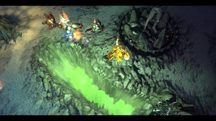 Warhammer 40,000: Dark Nexus Arena now on Early Access