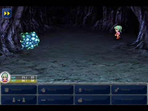Final Fantasy 6 - battle 2