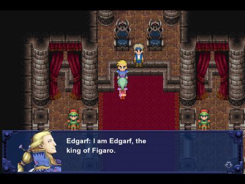 Final Fantasy 6 - edgarf