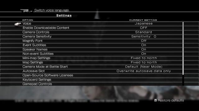 Lightning Returns Final Fantasy 13 - 2