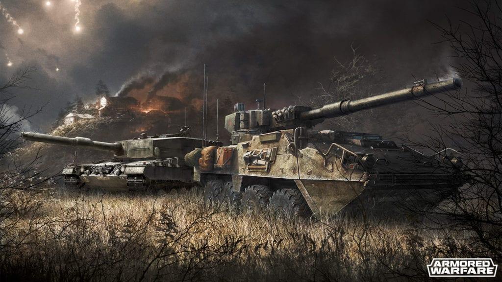 Armored Warfare Preview