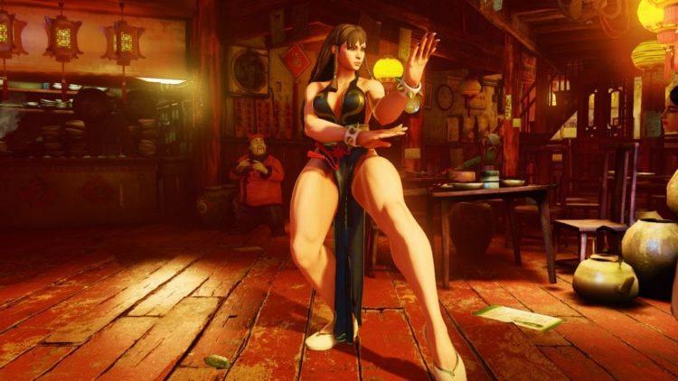 Street Fighter V battle costume trailer shows Chun-Li's PC pre-order outfit