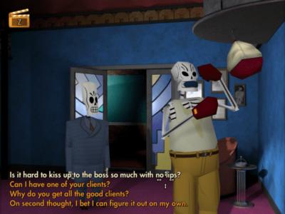 games of 2015 grim fandango remastered