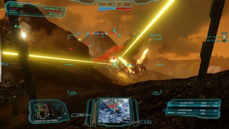 Mechwarrior Online launches on Steam