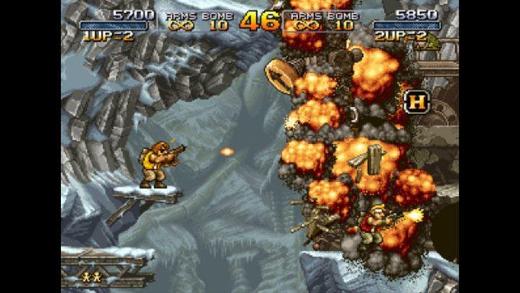 Latest Humble Bundle debuts NeoGeo games on PC