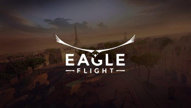 UbiSoft's Eagle Flight is a VR eagle sim with eagle fighting
