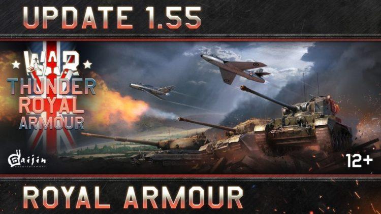 War Thunder's Royal Armour update brings desert warfare and British tanks