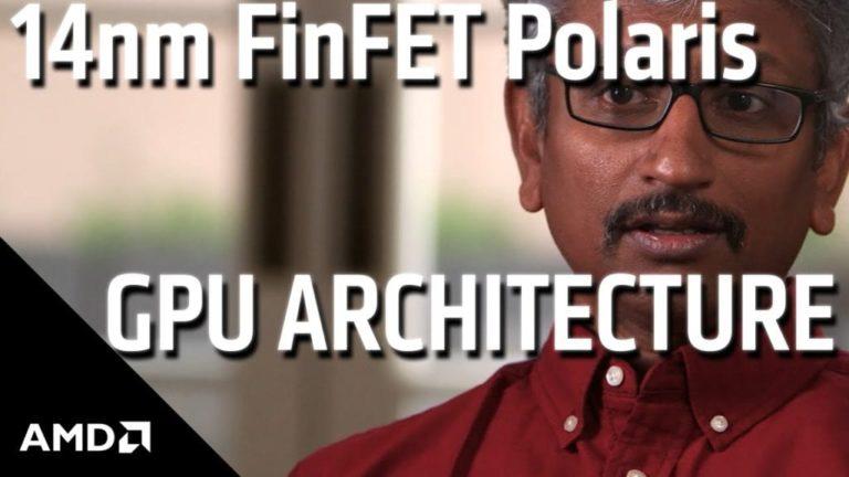AMD reveals upcoming Polaris GPU architecture