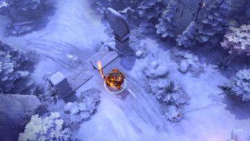 dota 2 winter wonderland