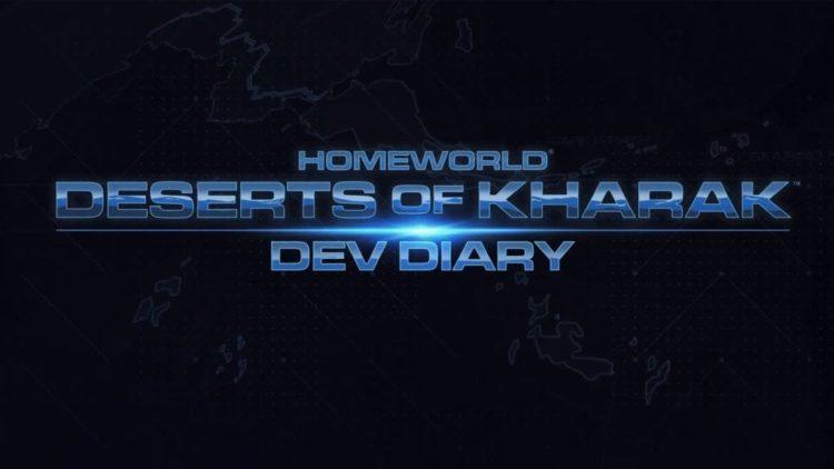 Homeworld: Deserts of Kharak developer diary