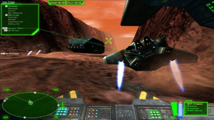 Win a copy of Battlezone 98 Redux