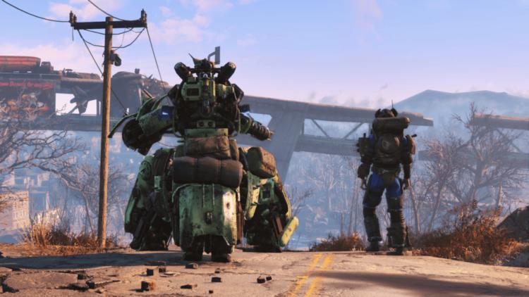 Fallout 4 Automatron DLC coming 22 March
