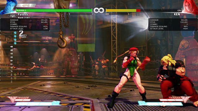 Street Fighter V-2 - 8
