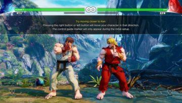 Street Fighter V - Tutorial