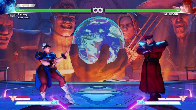 Street Fighter V - max