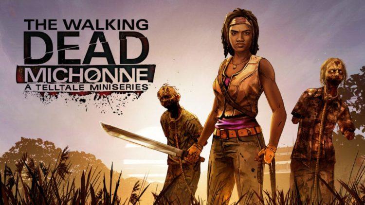 The Walking Dead: Michonne series gets launch date