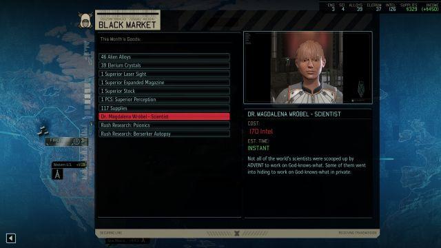 XCOM 2 - Black Market