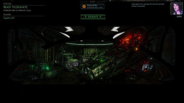 XCOM 2 - Excavation