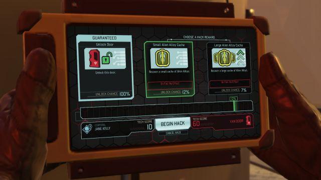 XCOM 2 - Hacking