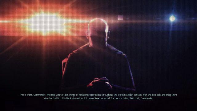 XCOM 2 - Scary Bald Man