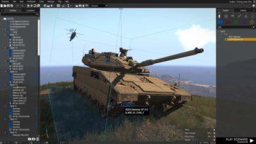 Arma 3 Eden 3D editor released