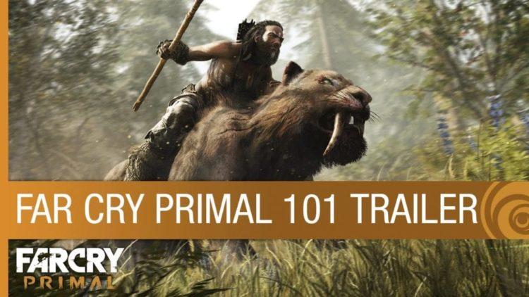 Far Cry Primal 101 Trailer has terriying badgers