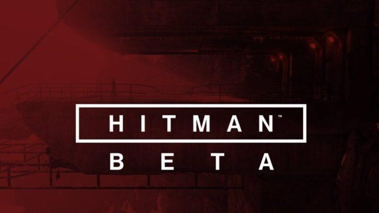 HITMAN Beta launch trailer