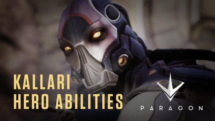 Paragon video shows off Kallari's abilities
