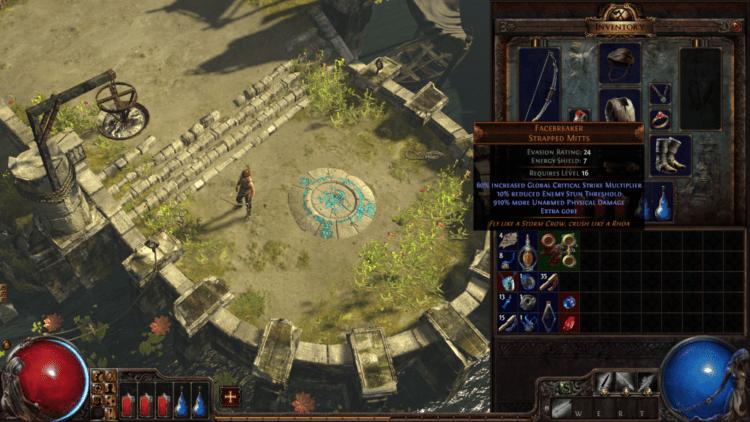 Path of Exile item creator Laz discusses his work, his Diablo Median XL mod and Diablo 3