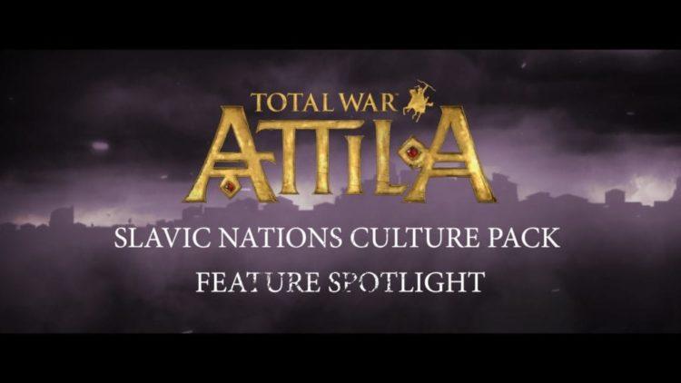 Total War: Attila's Slavic Nations DLC descends upon Steam