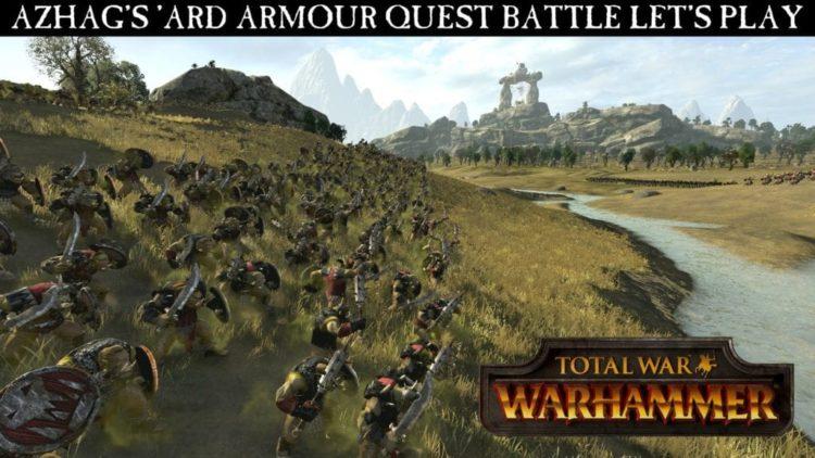 Total War: Warhammer battle video features Azhag's Orcs