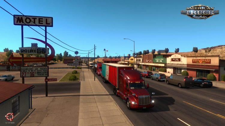 American Truck Simulator teases Arizona DLC – Possible beta