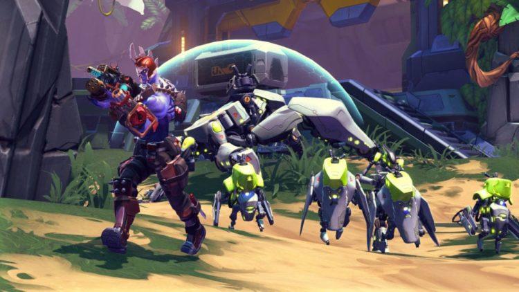 Battleborn PC beta gets ranked matchmaking